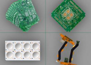 Rway - PCB fabrication